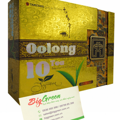 Trà Oolong 10 tea